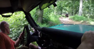 07/15 Potts Mountain Jeep Trail