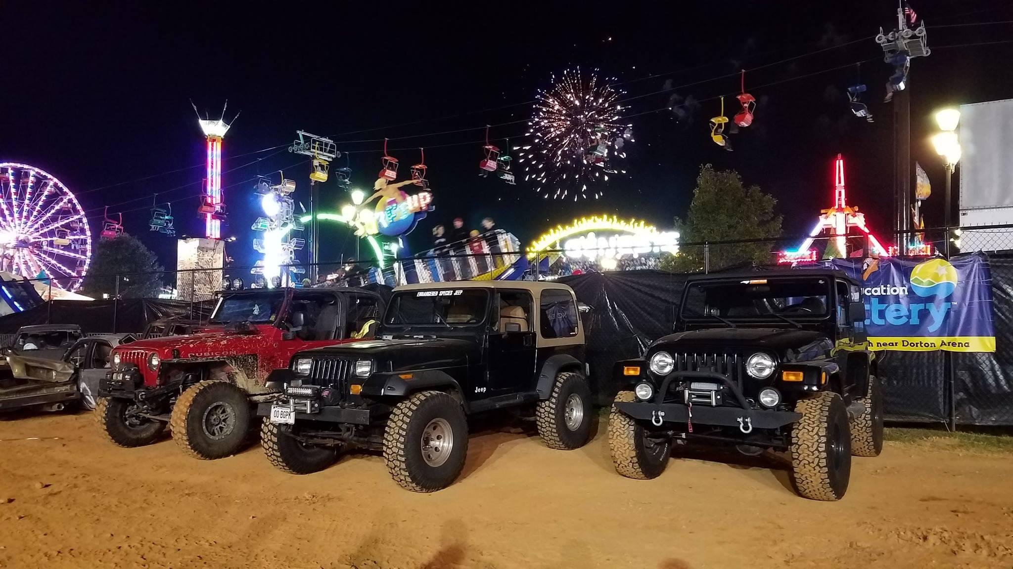 10/16 Demolition Derby- NC State Fair