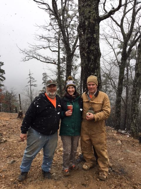 Trail Adoption at Uwharrie National Forest