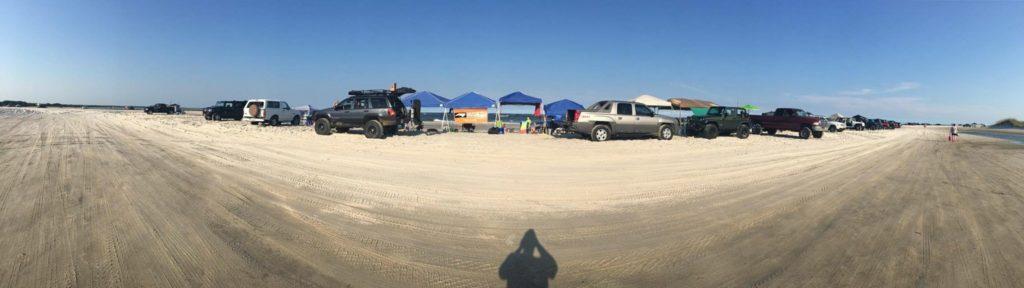 beach bash panormana