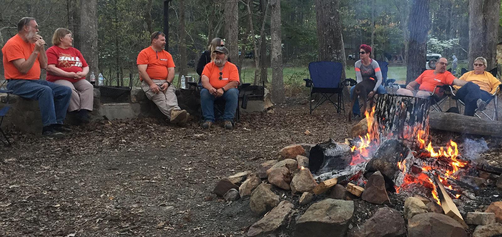 campfire spring fling
