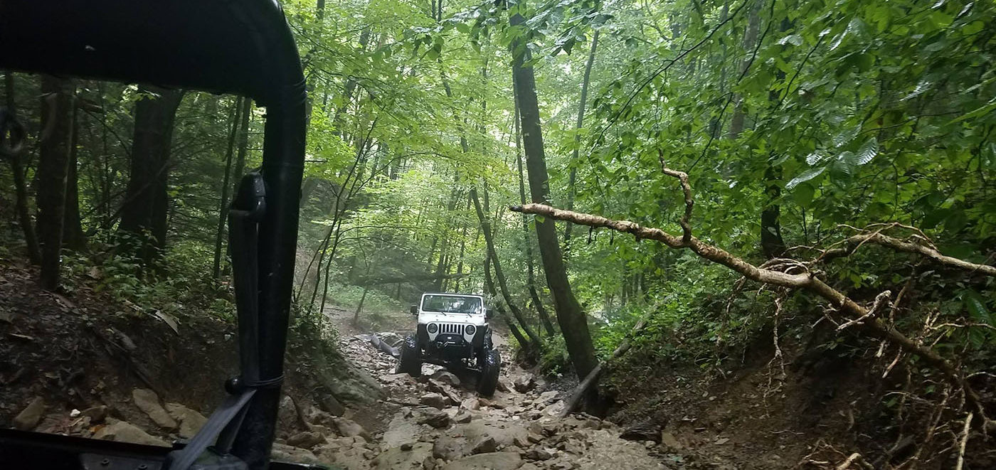 central NC 4x4 - OHV trail ride