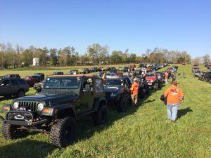 wheeling for hope oak ridge virginia with CNC4x4